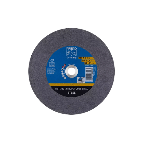 Disco corte 350mm para serras estacionarias PSF CHOP STEEL PFERD