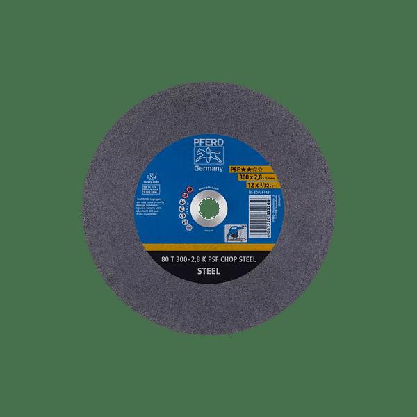 Disco corte 400mm para serras estacionarias PSF CHOP STEEL PFERD