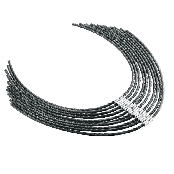Fio extra forte 37 cm (3,5 mm) para AFS 23-37 BOSCH