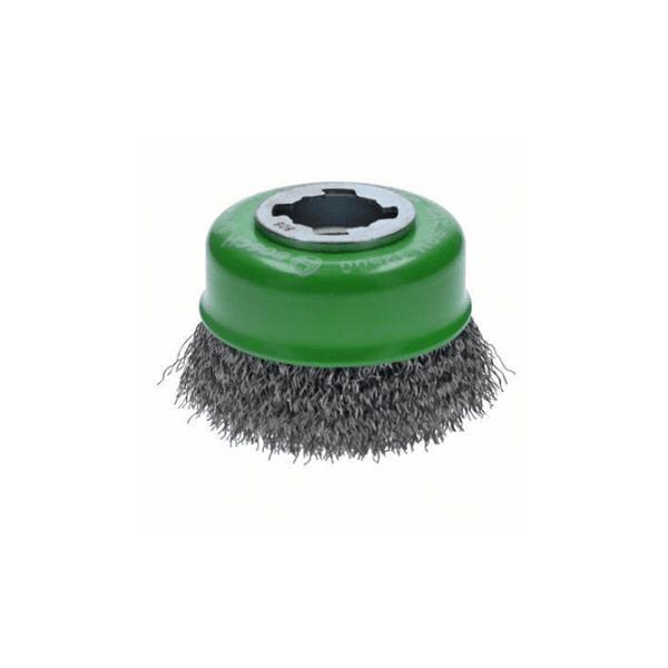 Catrabucha em copo Clean for Inox 75mm X-LOCK BOSCH