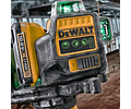 Nível laser 3 linhas Verdes DCE089D1G + Receptor DE0892G DEWALT