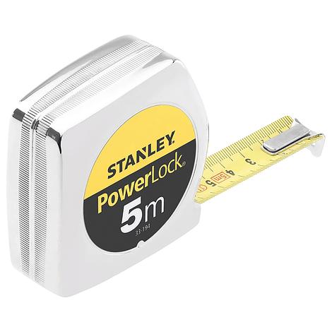Fita métrica POWERLOCK® CLASSIC CAIXA ABS STANLEY