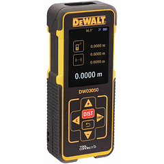 Medidor Distâncias Laser 50 MT DW03050-XJ DEWALT