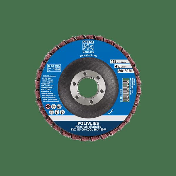 Disco de lixa Lamelas 115mm  POLIVLIES PVZ PFERD