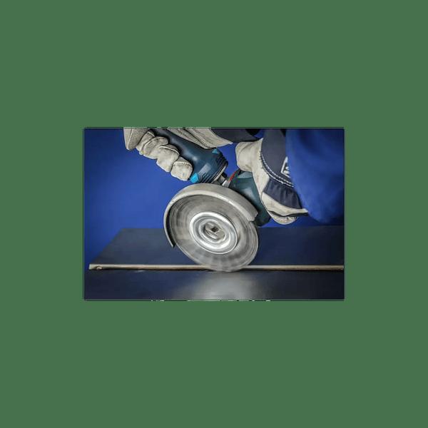 Catrabucha de aço cilíndrica 115mm X-LOCK PFERD