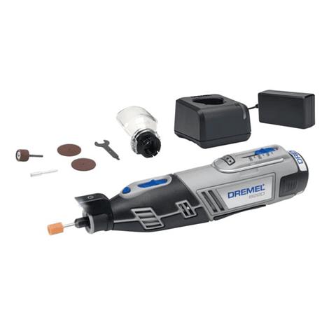 Multiferramenta a bateria DREMEL 8220 (8220-1/5) + 5 Acessórios