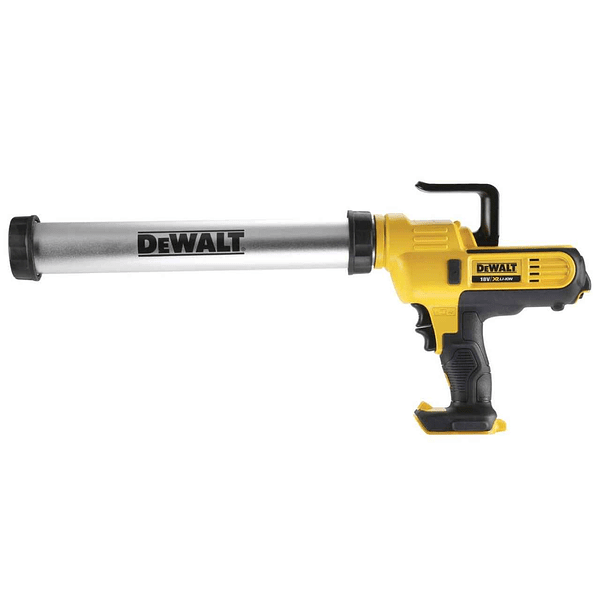 Pistola para silicone / Bucha Química  300/600 ML DCE-580N DEWALT