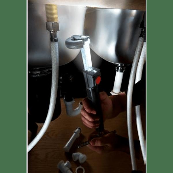 Chave de Lavatório Telescópica 2017 RIDGID