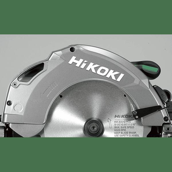 Serra Circular de 2000W para discos de 235 mm C9U3 HIKOKI (ex Hitachi)