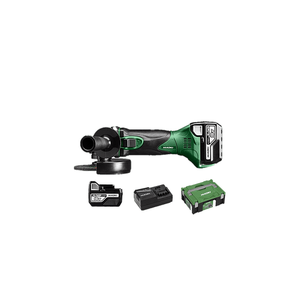 Rebarbadora sem Fio 18V G18DSL2 (125mm)  HIKOKI (Ex-Hitachi)