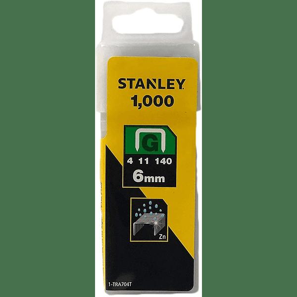 Agrafos SharpShooter TIPO G (4/11/140)  1000 Uni STANLEY
