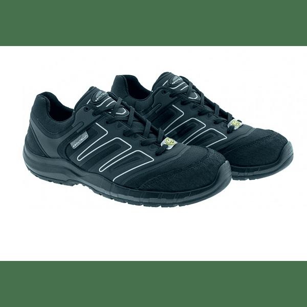Sapato de Segurança S3 INDIANAPOLIS BLACK LOW PANTHER