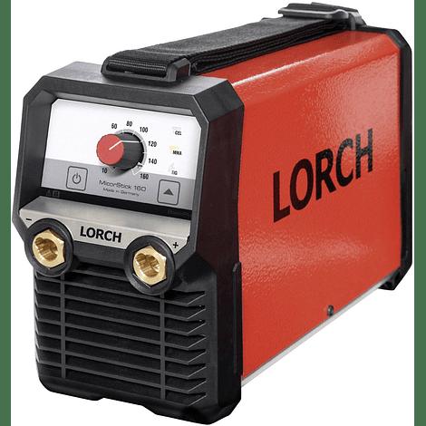 Inverter 160 Amp MICORSTICK 160 BASIC PLUS LORCH