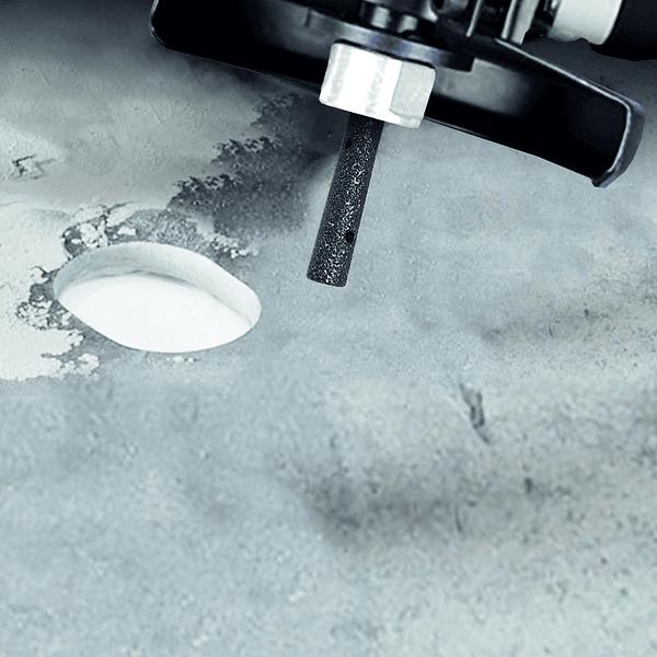 Fresa de Diamante para Cerâmica Ø10mm M-14 CARAT