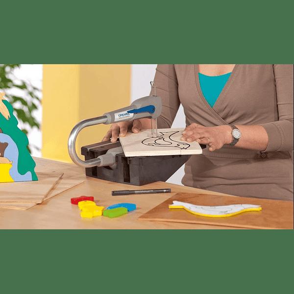 Lâmina de serra para madeira fina MS52 DREMEL® Moto-Saw (5 un.)
