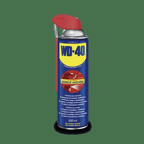 Spray Multiusos Dupla Ação 340343 de 500 ml WD-40