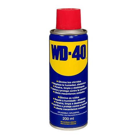 Spray Multiusos 340022 de 200 ml WD-40