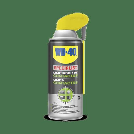 Spray Limpa Contactos Dupla Ação 343689 de 400 ml WD-40