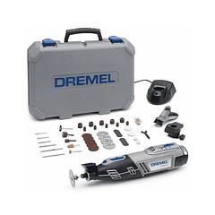 Multiferramenta a bateria DREMEL 8220 (8220-2/45) + 45 Acessórios