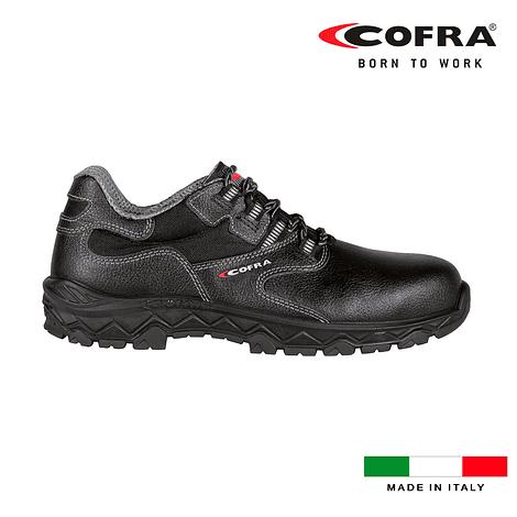 Sapato de Segurança S3 CRUNCH COFRA (EXCLUSIVO ONLINE)