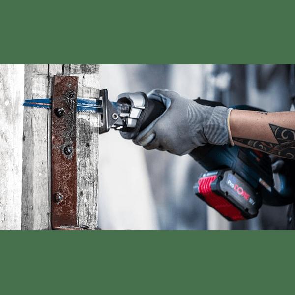 Laminas de Serra Sabre EXPERT Wood with Metal Demolition S 967 BOSCH