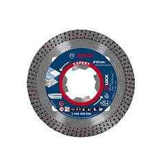 Disco de corte 85mm para Cerâmicos Duros X-LOCK EXPERT HARDCERAMIC BOSCH