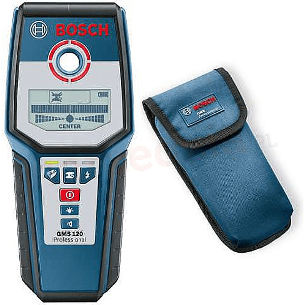 Detetor de materiais GMS 120 BOSCH