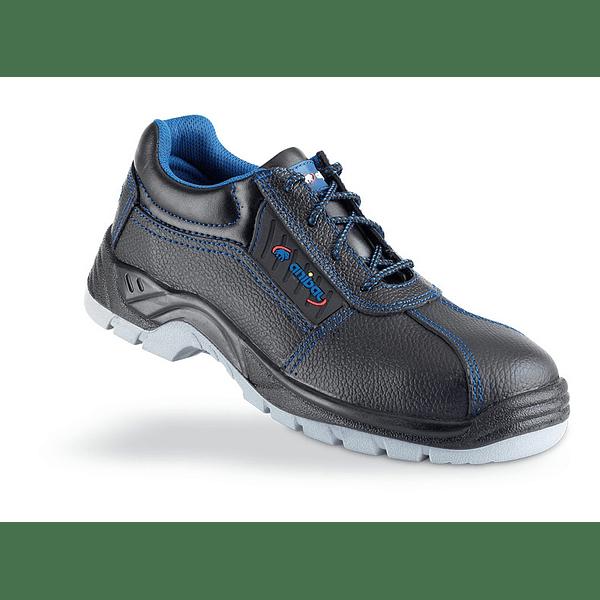 Sapato de Segurança sem metal 1688-ZRE PRO ANIBAL