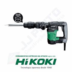 Martelo demolidor ligeiro classe 5 Kg H41MB2 HIKOKI (ex Hitachi)