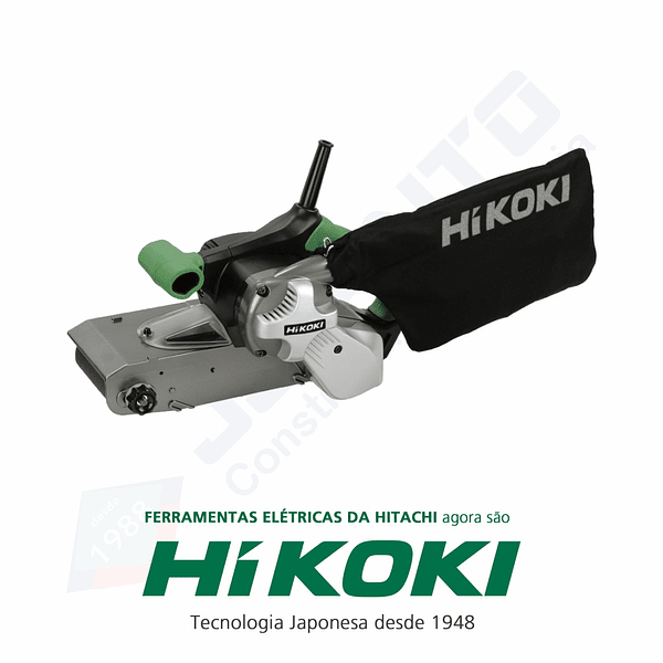Lixadora de Rolos SB10V2 HIKOKI (ex HITACHI)