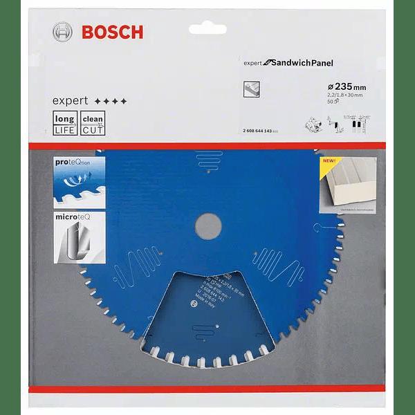 Discos de serra circular Expert para Painel Sandwich BOSCH
