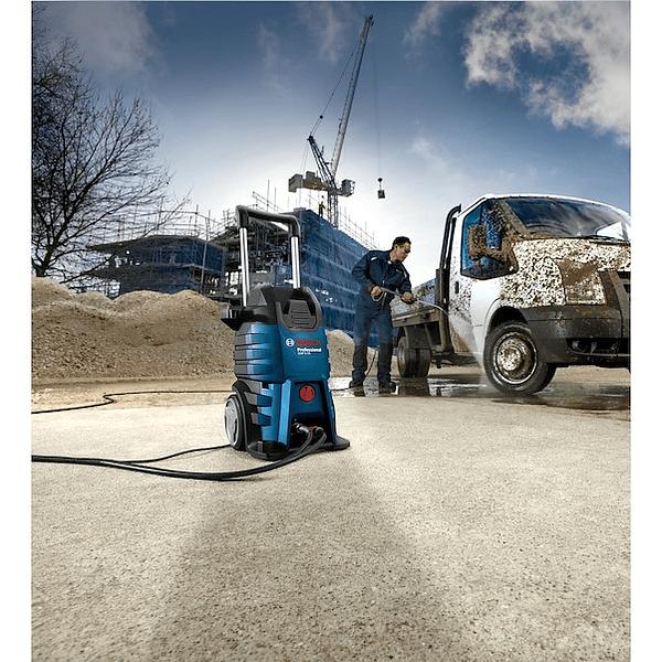 Máquina de lavar de alta pressão 115 bar GHP 5-55 BOSCH