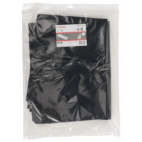Sacos descartáveis para resíduos secos e líquidos para aspiradores BOSCH - 10 unidades