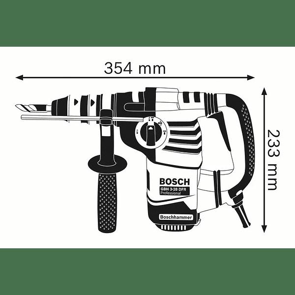Martelo perfurador SDS Plus GBH 3-28 DFR BOSCH