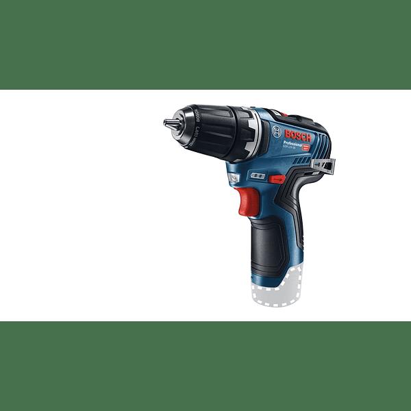 Aparafusadora berbequim sem escovas a bateria GSR 12V-35 BOSCH