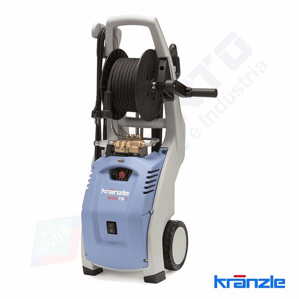 Máquina de lavar de alta pressão 130 bar K1050 TST Kranzle