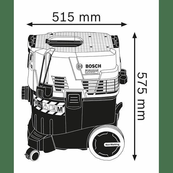 Aspirador universal GAS 35 M AFC BOSCH