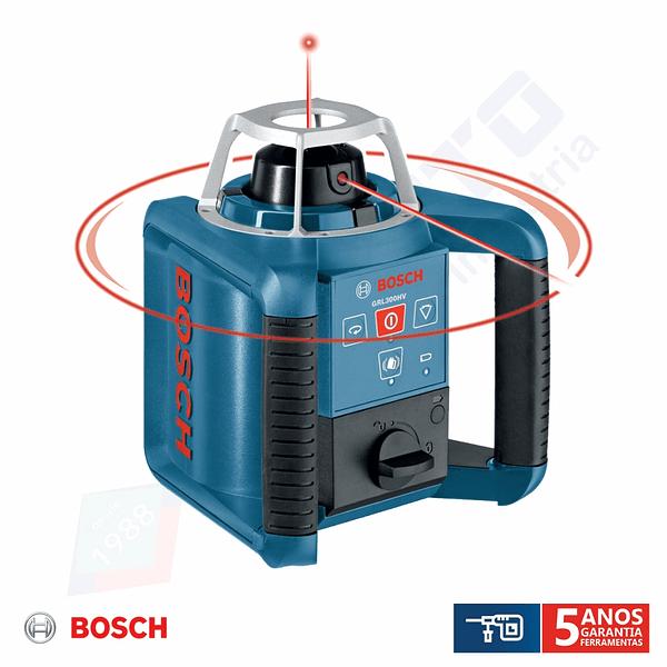 Nivel Laser Rotativo GRL 300 HV Set Completo BOSCH