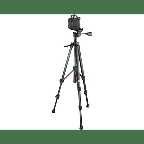 Nivel laser de linhas cruzadas verdes Advanced Level 360 BOSCH Bricolage