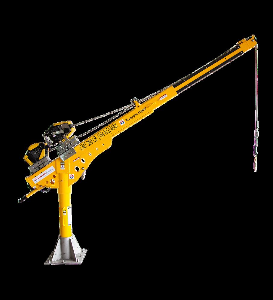 XTIRPA™ DAVIT ARM