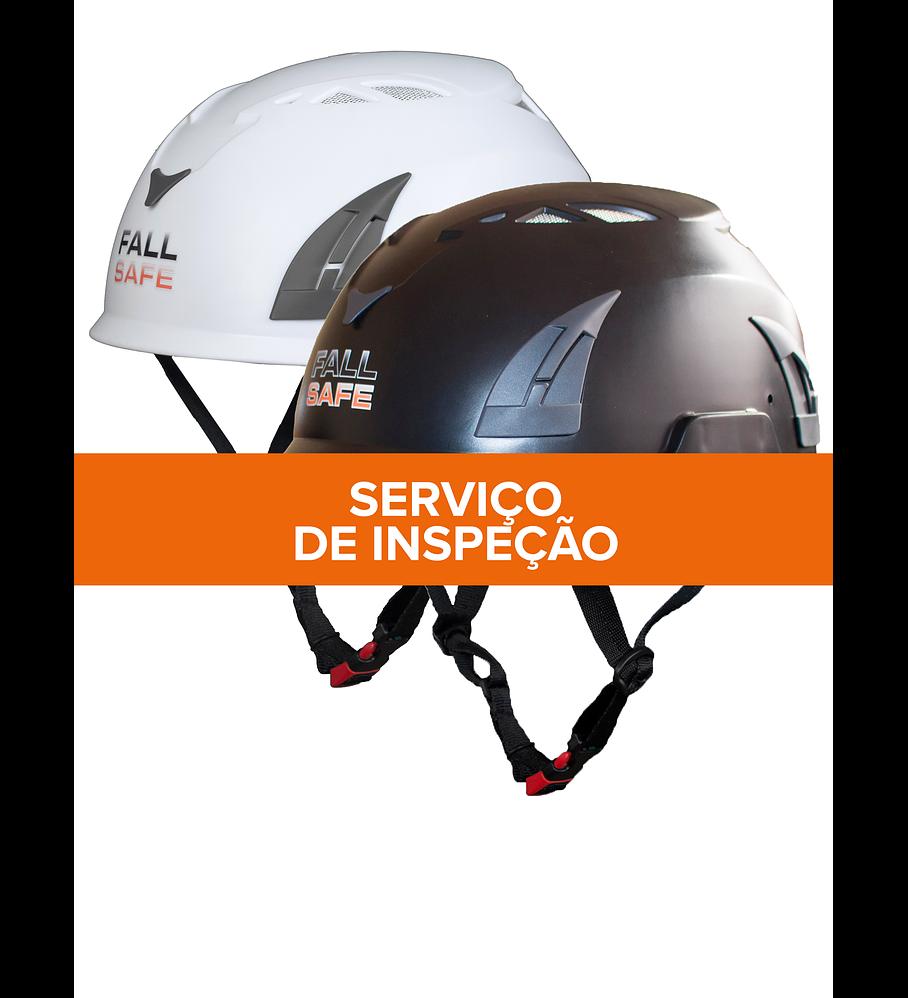FS-INSP-007 - INSPEÇÃO DE CAPACETES