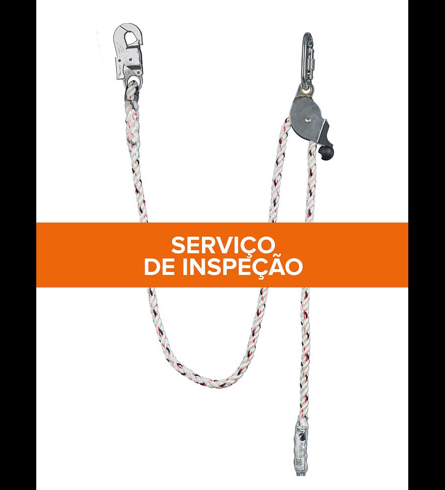FS-INSP-006 - INSPEÇÃO DE CINTOS DE POSICIONAMENTO