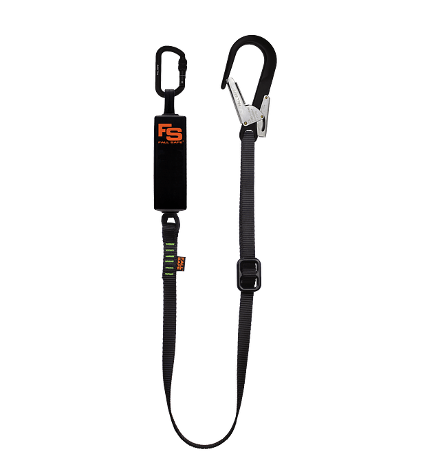 FS501-AB - LONGE COM AMORTECEDOR WEBB