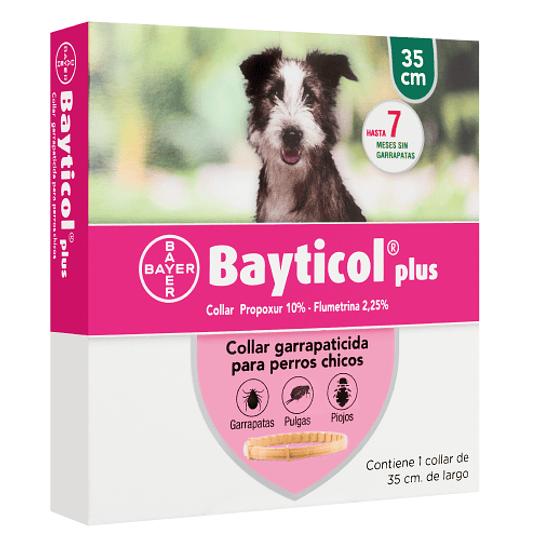 BAYTICOL PLUS PERROS CHICOS 35 CM.
