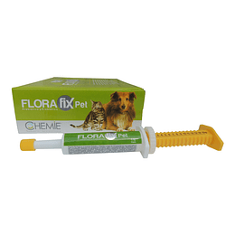 FLORAFIX PET Probiótico + prebiótico 15 grs