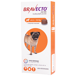 BRAVECTO >4.5 - 10 K.
