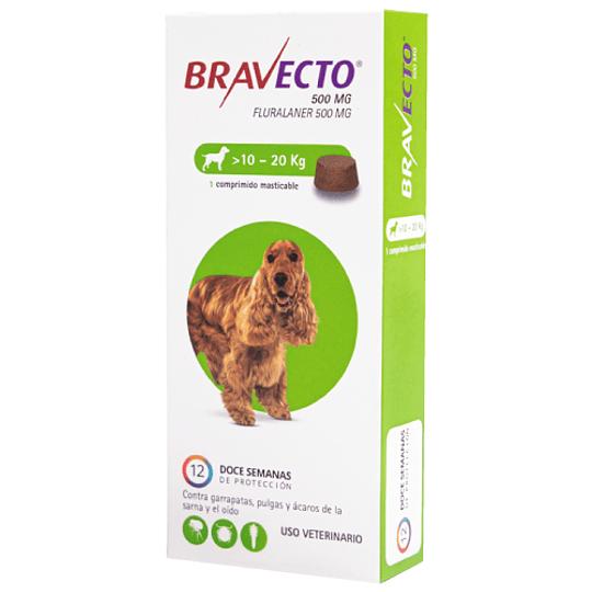 BRAVECTO >10 - 20 K.