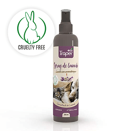 SPRAY LAVANDA PERROS Y GATOS 250 ML.