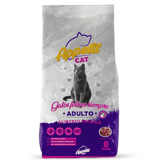 APPETIT CAT GATOS ADULTOS 8 K.