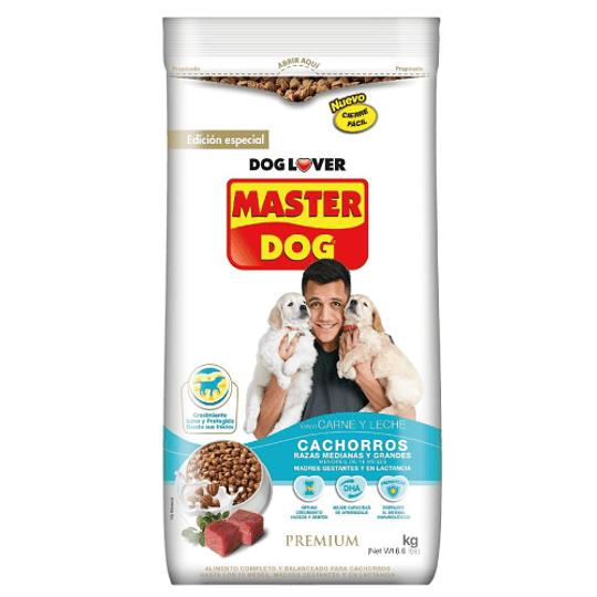 MASTER DOG CACHORROS 18 K.